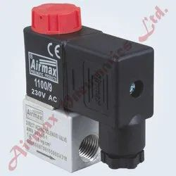 2/2 & 3/2 Way Direct Acting Solenoid Valve