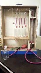 Orsat Gas Apparatus 4 Test Type