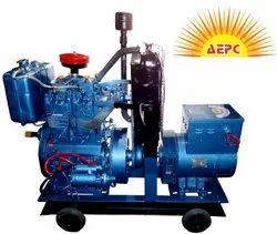 Sunfield Three Phase 15 Kva Water Cooled Diesel Generator
