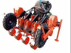 National Stanhay Mild Steel Cabbage Seeder, For Agriculture, Size: Min. 5'feet To 10feet