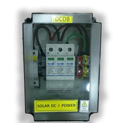 8 A 60 Hz Solar DCDB Box, 230 V, IP33