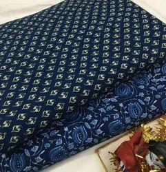 Printed Kurti Fabric