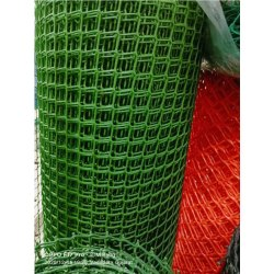 Square Coated Agricultural Plastic Green Net