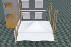 Cone Tensile Structure