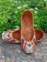 Punjabi Jutti Fancy Indian Shoes Wedding Punjabi Jutti