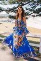 Beachwear Printed Skirts