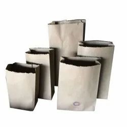 Brown Indian Craft Paper Bag, For Shopping