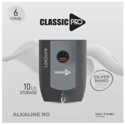 Wall Mounted Lexpure Classic Pro 10 Litre Water Purifier