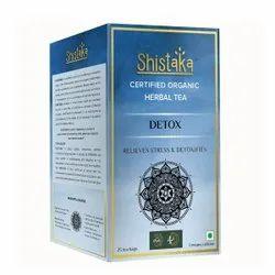 Detox Stress Relief Green Tea