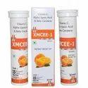 Vitamin C 1000mg, Alpha Lipoic Acid 100 Mg, Beta Carotene 30 Mg Effervescent Tablet