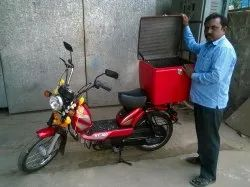 Hot Food Motorcycle Delivery Box