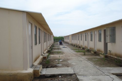 Prefabricated Structure Labour Camp