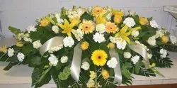 24 X7 Yellow,White Floral Decoration Service