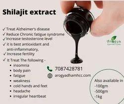 Liquid Shilajit Extract, Packaging Type: Bottle, Packaging Size: 100 Gm