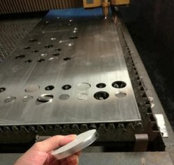 Stainless Steel Sheet Cutting Service