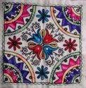 Aari Work Cushion Cover
