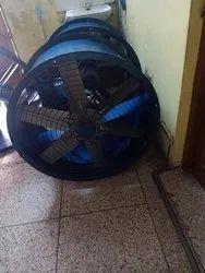 Axial Flow Fan 24 Inch 3 Phase