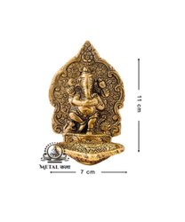 Lord Ganesha Sitting Statue