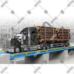 Computerized Truck Weighbridge