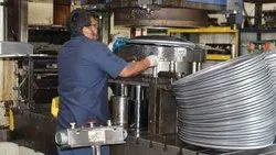Industrial Machinery Parts Fabrication Service