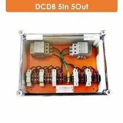 SOLBOX DCDB 5IN 5OUT