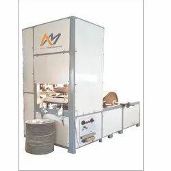 Fully Automatic Hydraulic Three Dona Making Machine