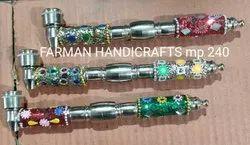 Brass Metal Smoking Pipes