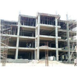 Concrete Frame Structures Residential Projects Hospital Construction Service