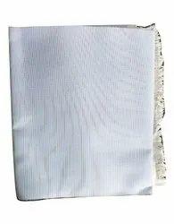 Plain Polyster White Pocketing Polyester Fabric
