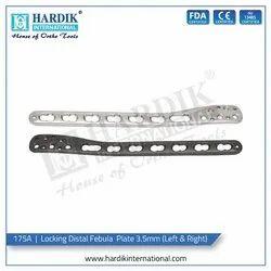 Locking Distal Febula Plate 2.7mm / 3.5mm
