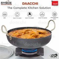 Rynox Round Iron Kadai, For Kitchen Utensil, Size: 7-8