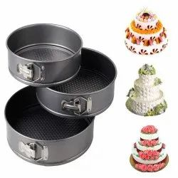3 Pic Cake Mould