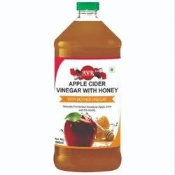 Apple Cider Vinegar with Money