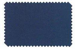 Plain Formal Blue Pant Uniform Fabric