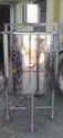 Liquid Mixing Tank Pharma