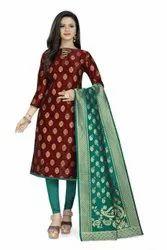 Textile Catalog Banarasi Suit