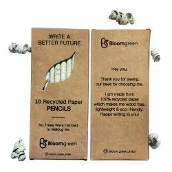 Bloom Green Plantable Seed Pencil, For Gifting