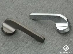 Customised Brass Door Lever Handle Any Shape Any Color Coating-32
