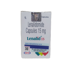 Lenalid 15mg Lenalidomide Capsules