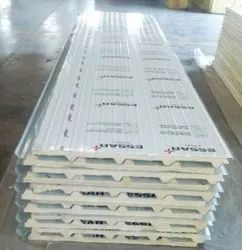 PUF Insulated Roofing Sheet