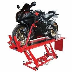 Hydraulic Motorcycle Ramp Lift