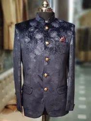 Party Black Men Business Suit