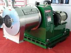 Hydraulic Pusher Centrifuge Machine