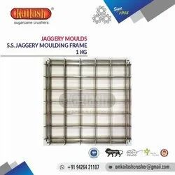 OM KAILASH STAINLESS STEEL JAGGERY MOULDS 1 KG