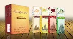 Offset Paper Agarbatti Box Printing Services