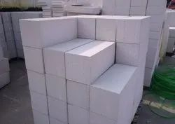 Rough Cement ACC Block Bricks, For Side Walls, Size: 4 X 12 Inch