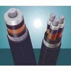 3 Core X 50 sq mm 11kV HT Cable