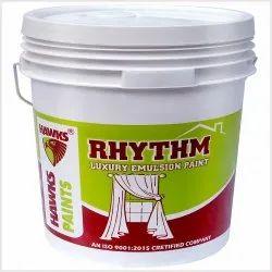 High Gloss Green Rhythm Ultra Premium Emulsion Paint, Packaging Type: Bucket, Packaging Size: 20 Liter