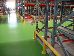 Polyurethane Floor Screeding Services