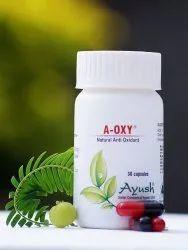 A-Oxy Amla Capsules Natural Anti Oxidant